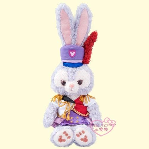 小花花日本精品迪士尼35周年史黛拉樂隊服裝小裙子娃娃玩偶 耳朵手部可動變換姿勢96517406