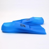 腳蹼游泳訓練 潛水短矽膠 輕便蛙鞋 成人 兒童軟腳蹼浮潛裝備  多莉絲旗艦店