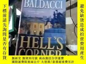 二手書博民逛書店Hell s罕見CornerY15389 David Ball