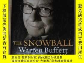 二手書博民逛書店英文原版罕見The Snowball by Alice Schr