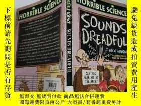 二手書博民逛書店sounds罕見dreadful 聽起來很可怕..Y200392