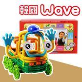 《 韓國Wave 》魔力建構波波棒多元款- 紅色旋風╭★ JOYBUS玩具百貨