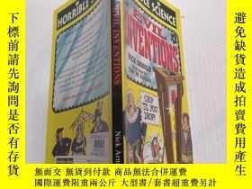 二手書博民逛書店Evil罕見inventions: 邪惡的發明Y200392