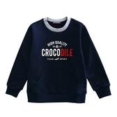 『小鱷魚童裝』英文印花T恤(08號~18號)556427