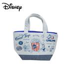 【日本正版】玩具總動員 棉質 保冷袋 手提袋 便當袋 皮克斯 迪士尼 Disney - 926635