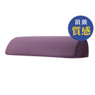 〈L號三明治布款〉美體枕SPA按摩適用 半圓護腰墊靠枕 素色彈性空氣布款.3色【Prodigy波特鉅】