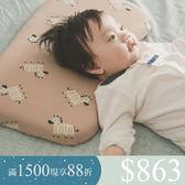 枕頭 一入 [嬰兒記憶枕-兩色] / 低反發記憶棉 /   防護頭型;透氣親膚;枕頭;零壓力;枕芯;翔仔居家