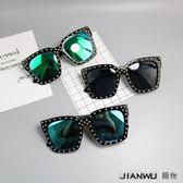 韓版新款兒童太陽鏡男童個性眼鏡墨鏡