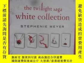 二手書博民逛書店The罕見Twilight Saga White Collect
