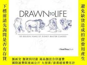 二手書博民逛書店Drawn罕見To LifeY364682 Walt Stanchfield Focal Press 出版2