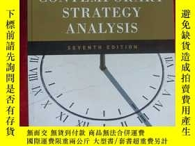 二手書博民逛書店(16開本)CONTEMPORARY罕見STRATEGY ANALYSIS(當代戰略分析)Y20091 Rob