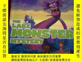 二手書博民逛書店THE罕見LAKE MONSTER MYSTERYY332659 ISBN:9781933390604