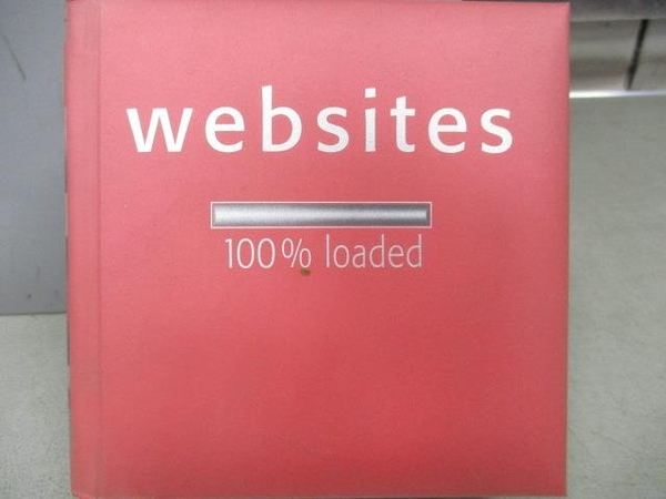 【書寶二手書T9/網路_FVR】Websites_100% loaded