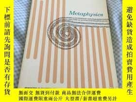 二手書博民逛書店Metaphysics罕見(Foundation of Phil