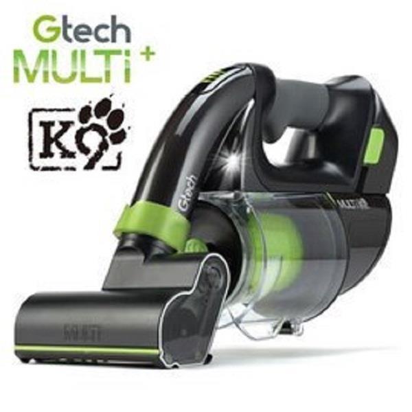 【南紡購物中心】英國 Gtech 小綠 Multi Plus K9 寵物版無線除蟎吸塵器