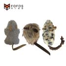 【FOFOS兩只福狸】貓玩具 叫叫小老鼠(三款任選)