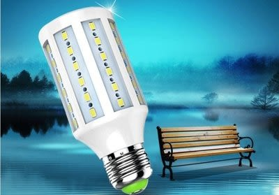 15w LED玉米燈 E27頭 保固一年 省電燈泡 藝術燈 10W 12W 25W