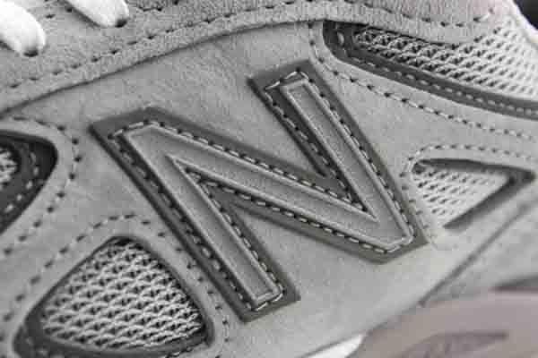 NEW BALANCE 990v4系列 美國製 跑鞋 運動鞋 避震 女鞋 灰色 W990GL4 no058