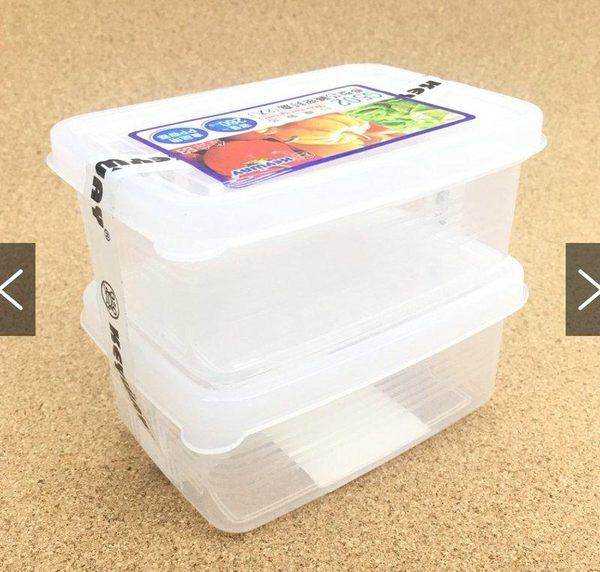《一文百貨》KEYWAY長型巧麗密封盒二入260ML/G502/台灣製造