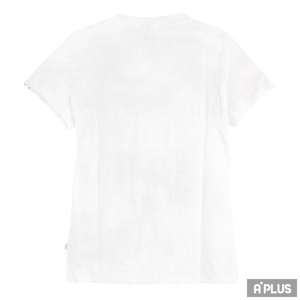 PUMA 女 基本系列CAMO短袖T恤(F) 圓領T(短) - 84505902