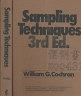 二手書R2YBb《Sampling Technques 3e》1977-Coch