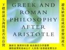 二手書博民逛書店Greek罕見And Roman Philosophy After Aristotle (readings In