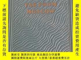 二手書博民逛書店far罕見from moscowY280165 出版1950