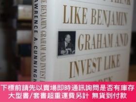 二手書博民逛書店How罕見To Think Like Benjamin Graham and Invest Like Warren