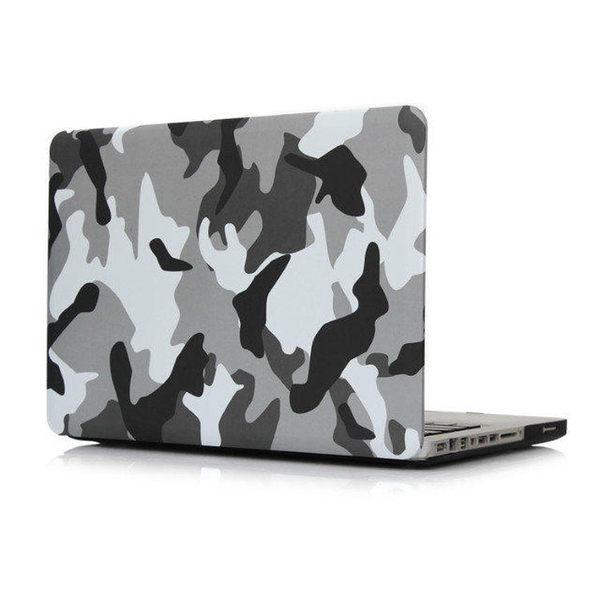 Macbook 迷彩保護殼 Air Pro Retina 筆電殼 touch bar 電腦殼 11 12 13 15 Apple Mac