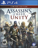 PS4 Assassin s Creed Unity 刺客教條:大革命(美版代購)