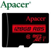 Apacer 宇瞻 128GB 128G 85MB/s microSD microSDXC TF U1 C10 記憶卡