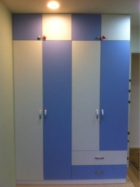 【歐雅系統家具】系統家具 系統收納櫃 男孩房設計