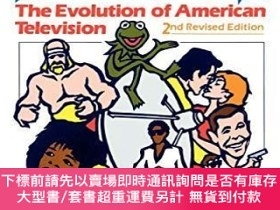 二手書博民逛書店Tube罕見of Plenty: The Evolution of American Television, 2n