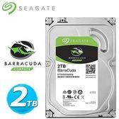 全新 Seagate【BarraCuda】新梭魚 2TB 3.5吋桌上型硬碟(ST2000DM008)