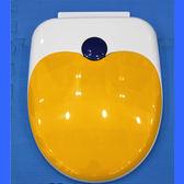 子母馬桶蓋通用加厚老式緩降大人兒童雙用PP坐便器蓋板U型V型O型DI