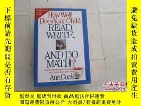 二手書博民逛書店HOW罕見WELL DOES YOUR CHILD READ?W