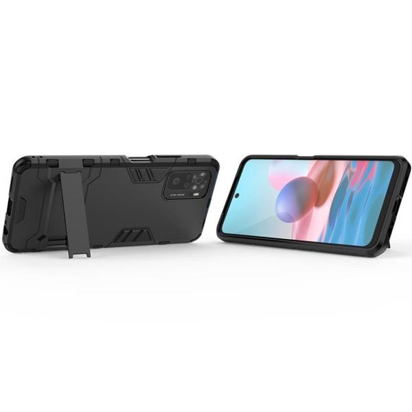 紅米Note10s 4G 全包 紅米Note10 pro 5G 外殼 隱形支架 手機殼 防摔殼 保護套