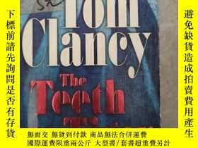二手書博民逛書店Tom罕見Clancy The Teeth of the TigerY25624 PENGUIN BOOKS