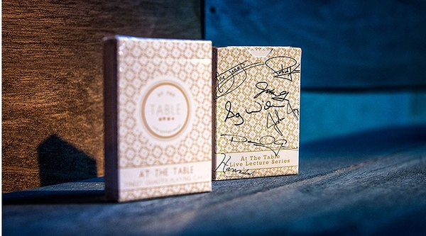 【USPCC撲克】At the Table Playing Cards: Signature Edition (Limited) - Tr