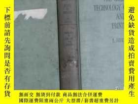 二手書博民逛書店the罕見chemical technology of dyei