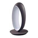 Panasonic【日本代購】 松下LED檯燈 夜燈 桌燈 閱讀燈 五段調光SQ-LE530 - 黑