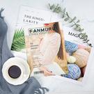 【BlueCat】整本英文雜誌封面12張 清新風拍攝道具 拍照背景