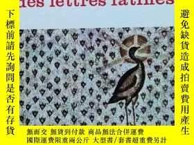 二手書博民逛書店《PRECIS罕見DE GRAMMAIRE DES LETTRES LATINES》(拉丁語文法)par J. G