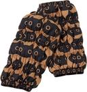 Nishikawa【日本代購】西川 羽絨 暖腿套 可水洗 白鴨絨70% MEME圖案-棕色