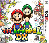 3DS 瑪利歐&路易吉 RPG1 DX(日版日文‧日本機專用)