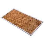 光洵炭化麻將竹坐墊 雙人 50x100cm 布繩