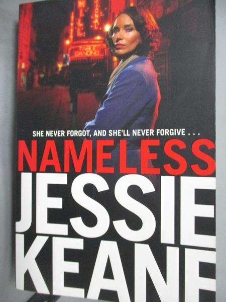 【書寶二手書T4/原文小說_LMQ】Nameless_Keane, Jessie