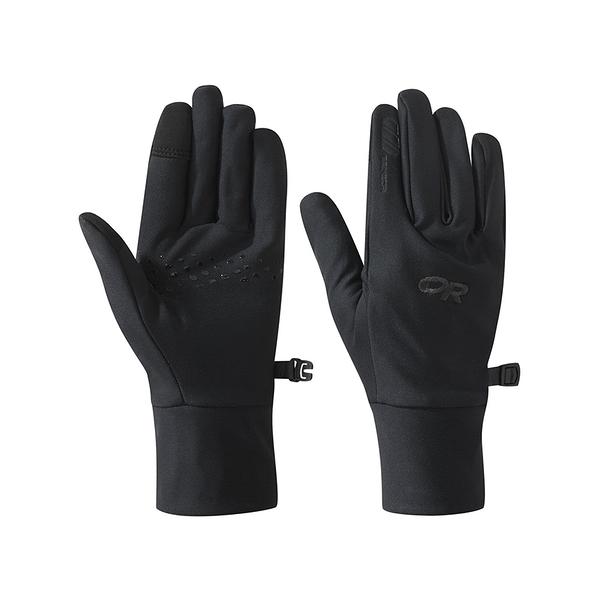 OR W's Vigor Lightweight Sensor Gloves 女款 防風透氣觸控保暖手套 黑
