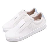 Royal Elastics 休閒鞋 Bishop 白 藍 男鞋 低筒 運動鞋【PUMP306】 01791005