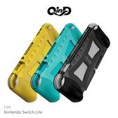 QinD Nintendo Switch Lite 矽膠保護軟套 矽膠套 全包設計 防滑 保護套